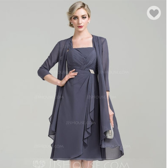 993fa285671a JJ s House mother of the bride dress 20 ink blue
